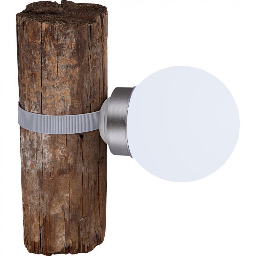 Lampa solara de gradina cu iluminat LED-RGB, IP44, 33795-15 GL, Outlet, Corpuri de iluminat, lustre, aplice, veioze, lampadare, plafoniere. Mobilier si decoratiuni, oglinzi, scaune, fotolii. Oferte speciale iluminat interior si exterior. Livram in toata tara.  a
