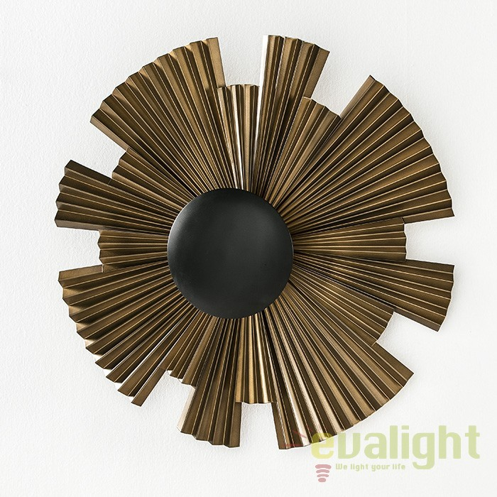 Aplica de perete metal design retro Lynsay 65696/00 TN, NOU ! Lustre VINTAGE, RETRO, INDUSTRIA Style, Corpuri de iluminat, lustre, aplice, veioze, lampadare, plafoniere. Mobilier si decoratiuni, oglinzi, scaune, fotolii. Oferte speciale iluminat interior si exterior. Livram in toata tara.  a