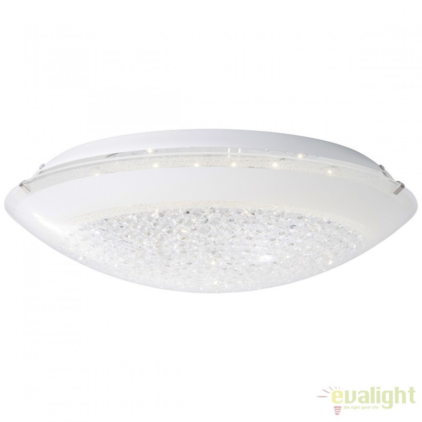 Aplica perete sau tavan, design modern cu iluminat LED VERA 50cm G96865/85 BL, Aplice de perete LED, Corpuri de iluminat, lustre, aplice, veioze, lampadare, plafoniere. Mobilier si decoratiuni, oglinzi, scaune, fotolii. Oferte speciale iluminat interior si exterior. Livram in toata tara.  a