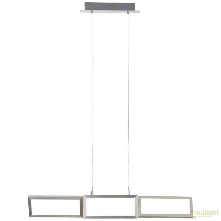 Lustra eleganta LED dimabil, TUNAR G93450/21 BL, Cele mai noi produse 2018 a