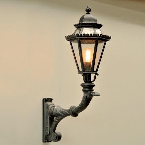 Aplica iluminat exterior din fier forjat, WL 3570, Aplice Exterior Fier Forjat, Corpuri de iluminat, lustre, aplice, veioze, lampadare, plafoniere. Mobilier si decoratiuni, oglinzi, scaune, fotolii. Oferte speciale iluminat interior si exterior. Livram in toata tara.  a