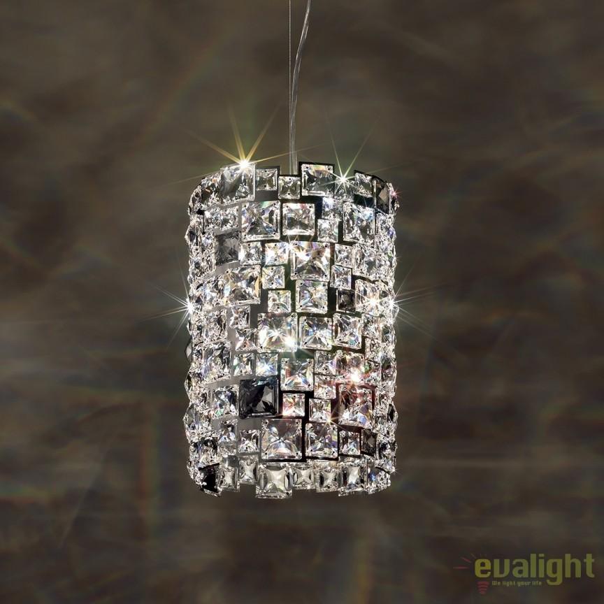 Lustra design LUX cristal Swarovski Mosaix SMX115, full crystal, Lustre Cristal Swarovski , Corpuri de iluminat, lustre, aplice, veioze, lampadare, plafoniere. Mobilier si decoratiuni, oglinzi, scaune, fotolii. Oferte speciale iluminat interior si exterior. Livram in toata tara.  a
