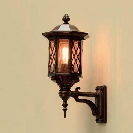 Aplica iluminat exterior din fier forjat, WL 3475, Aplice Exterior Fier Forjat, Corpuri de iluminat, lustre, aplice, veioze, lampadare, plafoniere. Mobilier si decoratiuni, oglinzi, scaune, fotolii. Oferte speciale iluminat interior si exterior. Livram in toata tara.  a