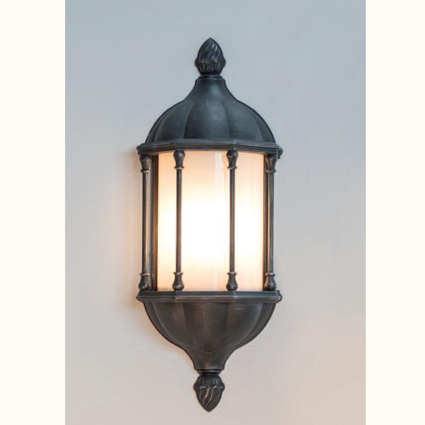 Aplica iluminat exterior din fier forjat, WL 3447, Aplice Exterior Fier Forjat, Corpuri de iluminat, lustre, aplice, veioze, lampadare, plafoniere. Mobilier si decoratiuni, oglinzi, scaune, fotolii. Oferte speciale iluminat interior si exterior. Livram in toata tara.  a