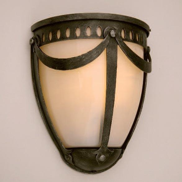 Aplica iluminat exterior din fier forjat, WL 3562, Aplice Exterior Fier Forjat, Corpuri de iluminat, lustre, aplice, veioze, lampadare, plafoniere. Mobilier si decoratiuni, oglinzi, scaune, fotolii. Oferte speciale iluminat interior si exterior. Livram in toata tara.  a