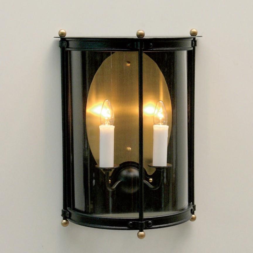Aplica iluminat exterior din fier forjat WL 3483-A, Aplice Exterior Fier Forjat, Corpuri de iluminat, lustre, aplice, veioze, lampadare, plafoniere. Mobilier si decoratiuni, oglinzi, scaune, fotolii. Oferte speciale iluminat interior si exterior. Livram in toata tara.  a