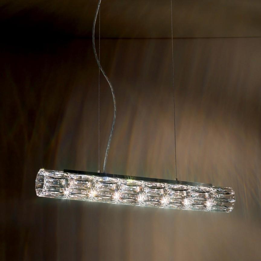 Lustra design LUX cristal Swarovski Verve SVR115, 61cm, Lustre Cristal Swarovski , Corpuri de iluminat, lustre, aplice, veioze, lampadare, plafoniere. Mobilier si decoratiuni, oglinzi, scaune, fotolii. Oferte speciale iluminat interior si exterior. Livram in toata tara.  a