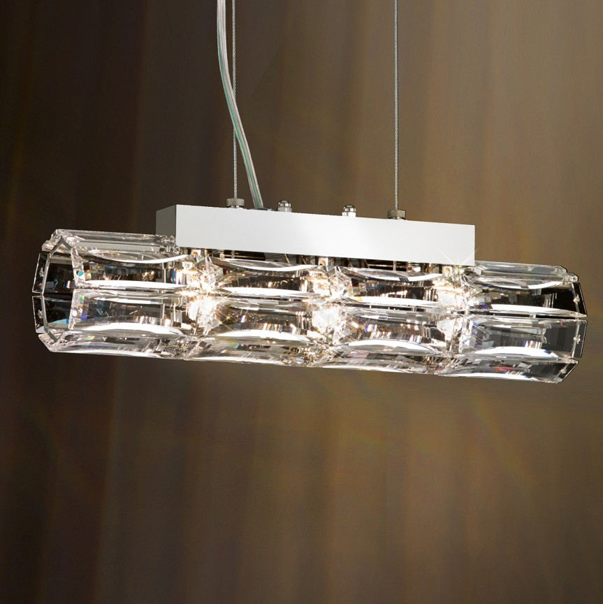 Lustra design LUX cristal Swarovski Verve SVR415, 30cm, Lustre Cristal Swarovski , Corpuri de iluminat, lustre, aplice, veioze, lampadare, plafoniere. Mobilier si decoratiuni, oglinzi, scaune, fotolii. Oferte speciale iluminat interior si exterior. Livram in toata tara.  a