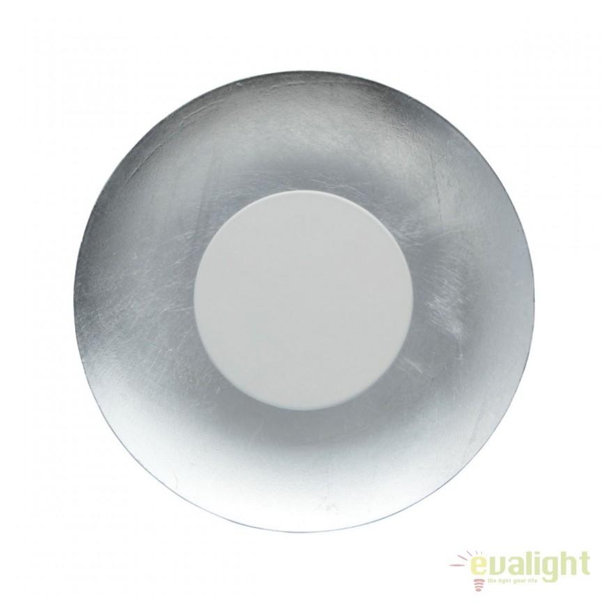 Aplica LED moderna cu lumina ambientala Andris 452024301 MW, Aplice de perete LED, Corpuri de iluminat, lustre, aplice, veioze, lampadare, plafoniere. Mobilier si decoratiuni, oglinzi, scaune, fotolii. Oferte speciale iluminat interior si exterior. Livram in toata tara.  a