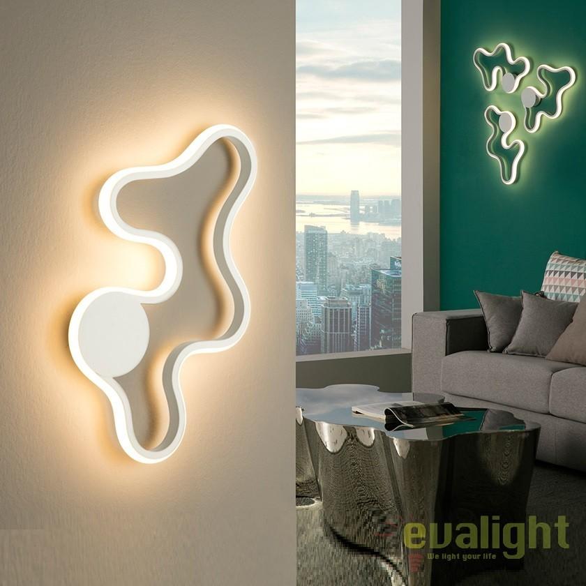 Aplica LED decorativa perete / tavan design modern Marea SV-723955, Plafoniere LED, Spoturi LED, Corpuri de iluminat, lustre, aplice, veioze, lampadare, plafoniere. Mobilier si decoratiuni, oglinzi, scaune, fotolii. Oferte speciale iluminat interior si exterior. Livram in toata tara.  a