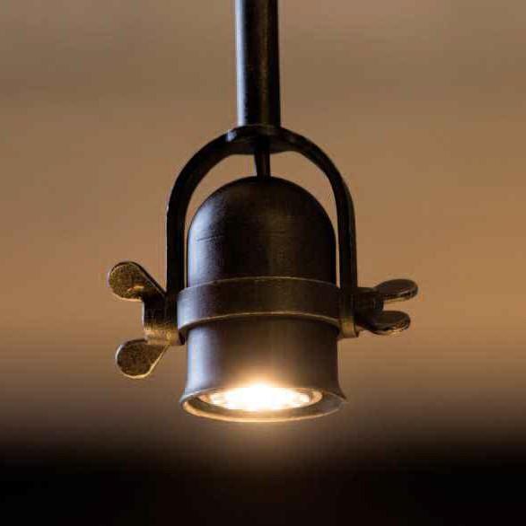 Pendul design industrial din fier forjat HL 2621, Lustre, Candelabre Fier Forjat,  a