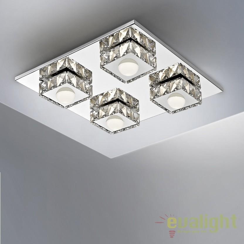 Plafoniera LED suspendata design modern Suria II SV-375725, PROMOTII, Corpuri de iluminat, lustre, aplice, veioze, lampadare, plafoniere. Mobilier si decoratiuni, oglinzi, scaune, fotolii. Oferte speciale iluminat interior si exterior. Livram in toata tara.  a