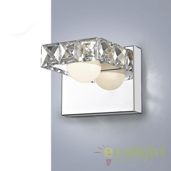 Aplica de perete LED design modern Suria II SV-375953, Aplice de perete LED, Corpuri de iluminat, lustre, aplice, veioze, lampadare, plafoniere. Mobilier si decoratiuni, oglinzi, scaune, fotolii. Oferte speciale iluminat interior si exterior. Livram in toata tara.  a