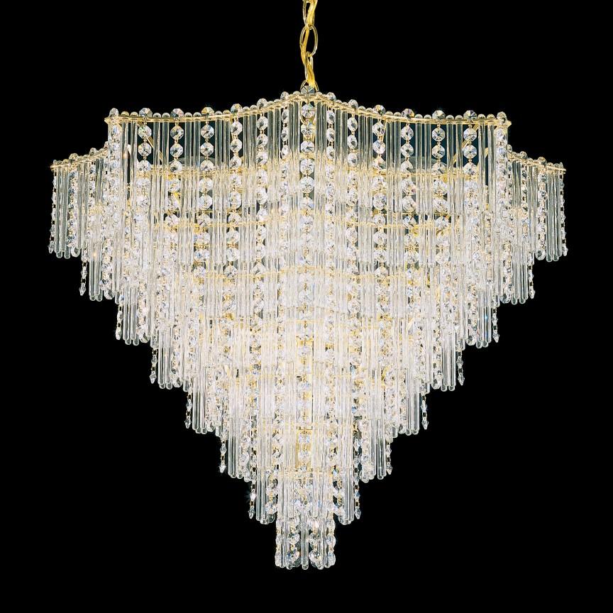 Lustra design LUX Crystal Gemcut, Jubilee 2654, LUSTRE CRISTAL, Corpuri de iluminat, lustre, aplice, veioze, lampadare, plafoniere. Mobilier si decoratiuni, oglinzi, scaune, fotolii. Oferte speciale iluminat interior si exterior. Livram in toata tara.  a