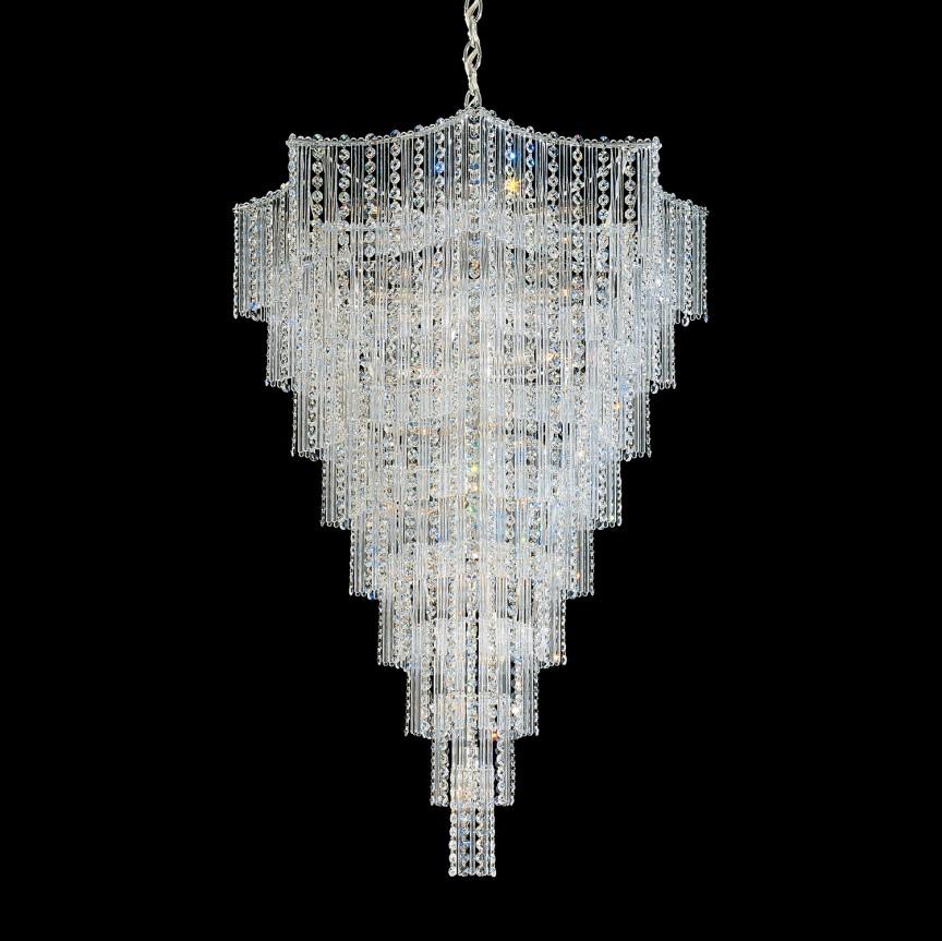 Lustra eleganta design LUX Crystal Gemcut, Jubilee 2657, LUSTRE CRISTAL, Corpuri de iluminat, lustre, aplice, veioze, lampadare, plafoniere. Mobilier si decoratiuni, oglinzi, scaune, fotolii. Oferte speciale iluminat interior si exterior. Livram in toata tara.  a