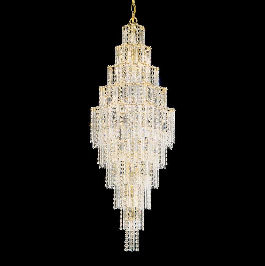Lustra eleganta design LUX Crystal Gemcut, Jubilee 2661, LUSTRE CRISTAL, Corpuri de iluminat, lustre, aplice, veioze, lampadare, plafoniere. Mobilier si decoratiuni, oglinzi, scaune, fotolii. Oferte speciale iluminat interior si exterior. Livram in toata tara.  a