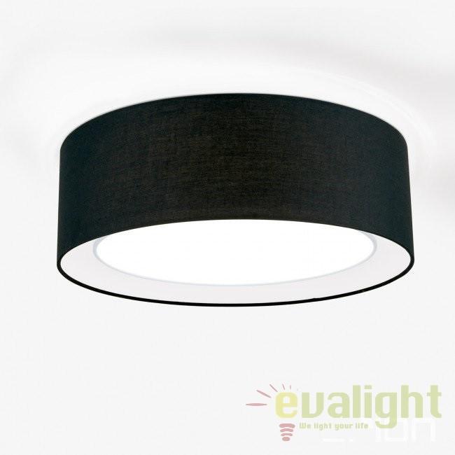 Plafoniera eleganta diametru 50cm Mars, negru DL 7-628/3 schwarz OR, Cele mai noi produse 2018 a