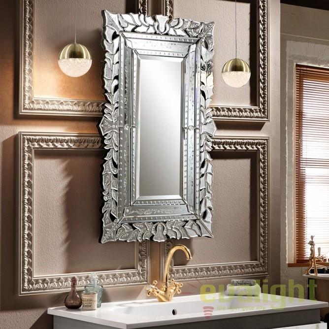 Oglinda decorativa CLEOPATRA SV-290152, Oglinzi decorative , moderne✅ decoratiuni de perete cu oglinda⭐ modele mari si rotunde pentru Hol, Living, Dormitor si Baie.❤️Promotii la oglinzi cu design decorativ❗ Intra si vezi poze ✚ pret ➽ www.evalight.ro. ➽ sursa ta de inspiratie online❗ Alege oglinzi deosebite Art Deco de lux pentru decorare casa, fabricate de branduri renumite. Aici gasesti cele mai frumoase si rafinate obiecte de decor cu stil contemporan unicat, oglinzi elegante cu suport de prindere pe perete, de masa sau de podea potrivite pt dresing, cu rama din metal cu aspect antichizat sau lemn de culoare aurie, sticla argintie in diferite forme: oglinzi in forma de soare, hexagonale tip fagure hexagon, ovale, patrate mici, rectangulara sau dreptunghiulara, design original exclusivist: industrial style, retro, vintage (produse manual handmade), scandinav nordic, clasic, baroc, glamour, romantic, rustic, minimalist. Tendinte si idei actuale de designer pentru amenajari interioare premium Top 2020❗ Oferte si reduceri speciale cu vanzare rapida din stoc, oglinzi de calitate la cel mai bun pret. a