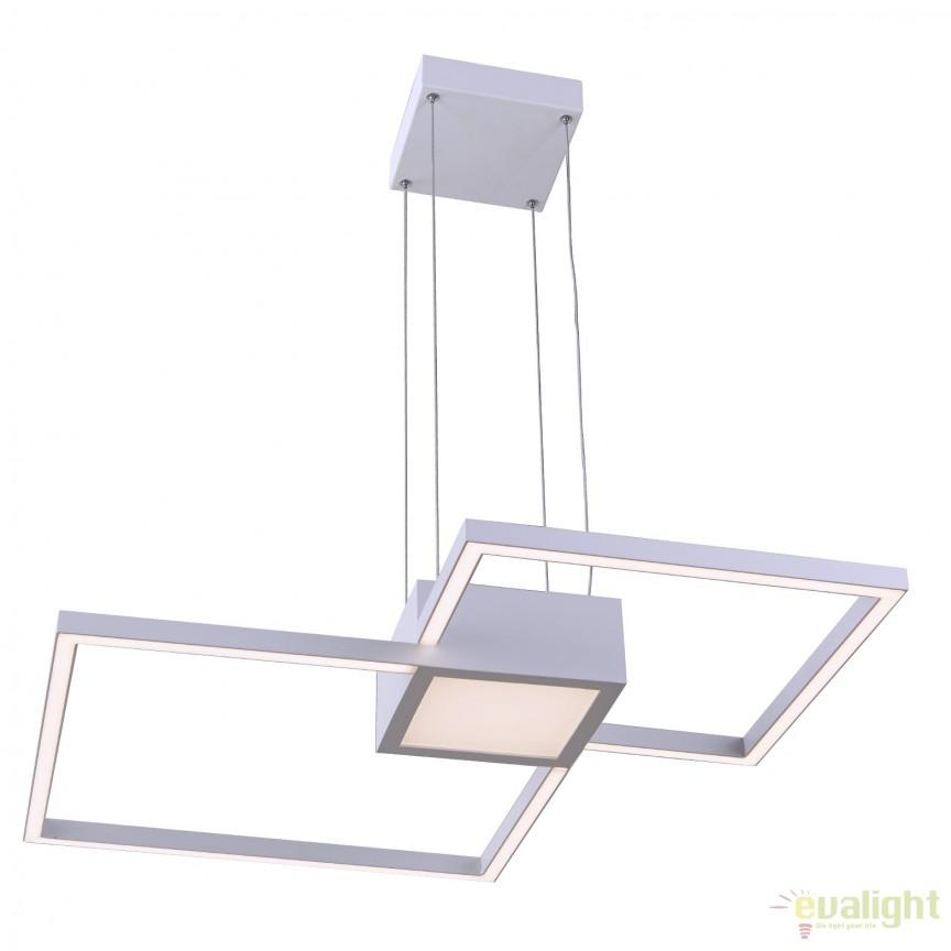 Lustra eleganta design modern iluminat LED Lindy LED-M50262, Magazin, Corpuri de iluminat, lustre, aplice, veioze, lampadare, plafoniere. Mobilier si decoratiuni, oglinzi, scaune, fotolii. Oferte speciale iluminat interior si exterior. Livram in toata tara.  a