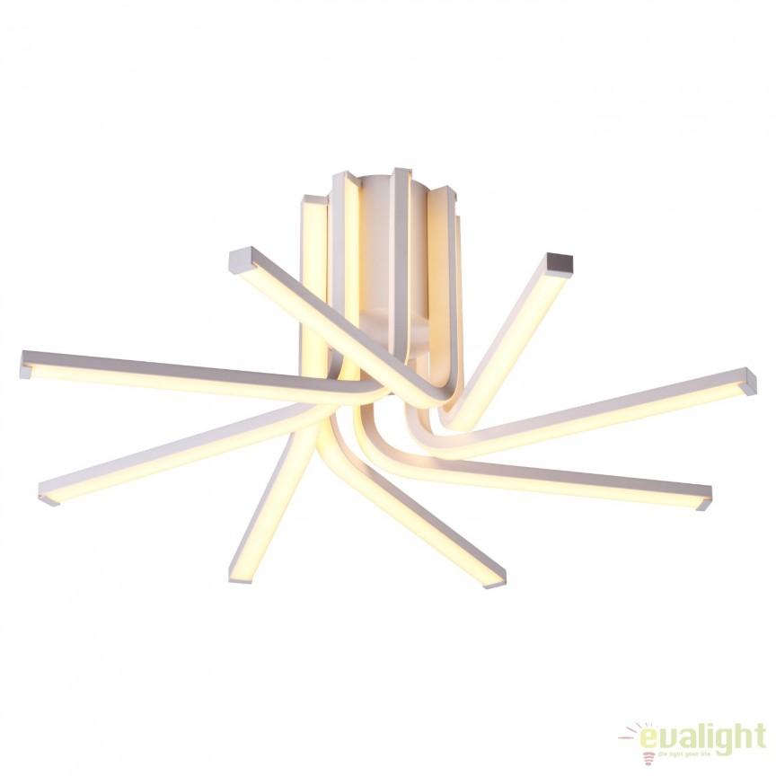 Lustra aplicata design modern iluminat LED Michelle LED-M50297, Magazin, Corpuri de iluminat, lustre, aplice, veioze, lampadare, plafoniere. Mobilier si decoratiuni, oglinzi, scaune, fotolii. Oferte speciale iluminat interior si exterior. Livram in toata tara.  a