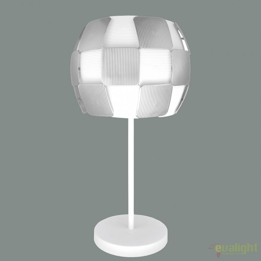 Veioza design modern Batson T LED-M50268, Magazin, Corpuri de iluminat, lustre, aplice, veioze, lampadare, plafoniere. Mobilier si decoratiuni, oglinzi, scaune, fotolii. Oferte speciale iluminat interior si exterior. Livram in toata tara.  a