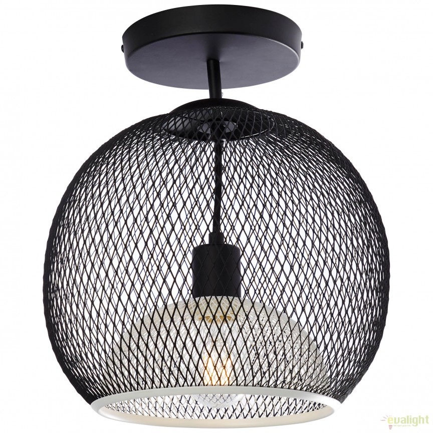 Lustra aplicata design Industrial Ashley 93717/76 BL, NOU ! Lustre VINTAGE, RETRO, INDUSTRIA Style,  a