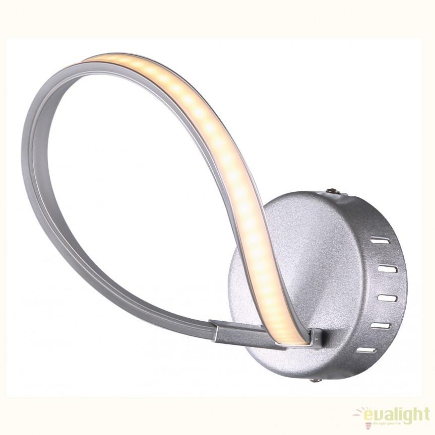 Aplica design modern, iluminat LED Sheree W LED-M50329, Aplice de perete LED, Corpuri de iluminat, lustre, aplice, veioze, lampadare, plafoniere. Mobilier si decoratiuni, oglinzi, scaune, fotolii. Oferte speciale iluminat interior si exterior. Livram in toata tara.  a