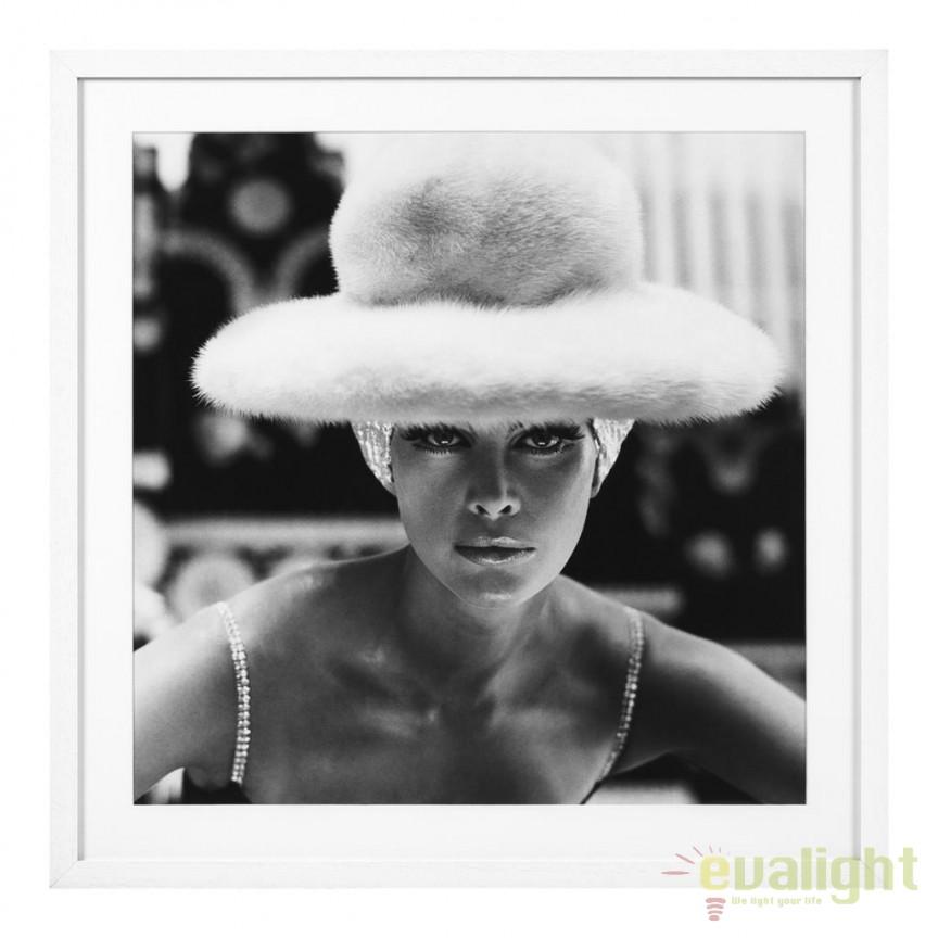 Tablou design LUX Vogue 1965 112756 HZ, Tablouri decorative, Corpuri de iluminat, lustre, aplice, veioze, lampadare, plafoniere. Mobilier si decoratiuni, oglinzi, scaune, fotolii. Oferte speciale iluminat interior si exterior. Livram in toata tara.  a