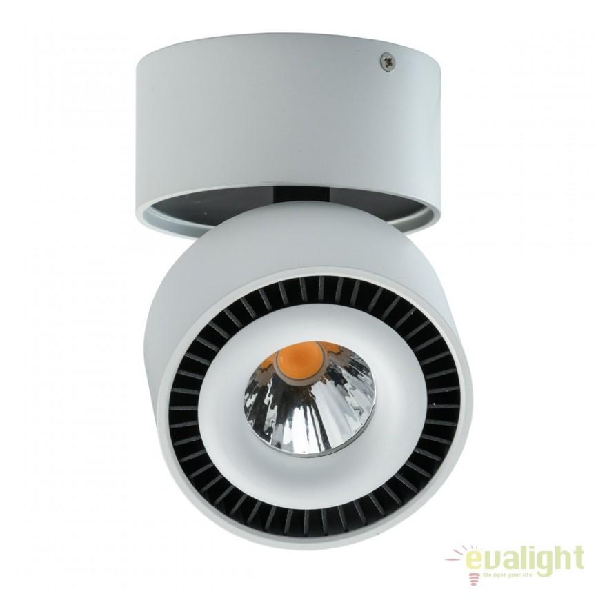 Spot LED aplicat directionabil Cruise I 637016701 MW, Spoturi LED incastrate, aplicate, Corpuri de iluminat, lustre, aplice, veioze, lampadare, plafoniere. Mobilier si decoratiuni, oglinzi, scaune, fotolii. Oferte speciale iluminat interior si exterior. Livram in toata tara.  a