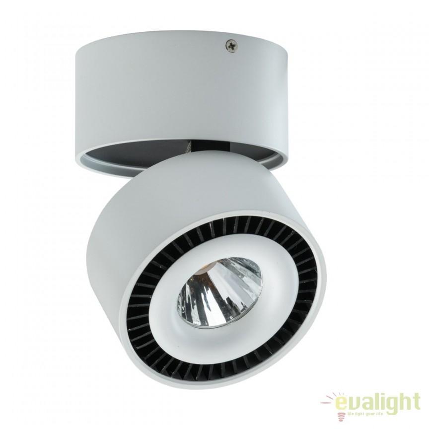 Spot LED aplicat directionabil Cruise II 637016601 MW, Spoturi aplicate - tavan / perete, Corpuri de iluminat, lustre, aplice, veioze, lampadare, plafoniere. Mobilier si decoratiuni, oglinzi, scaune, fotolii. Oferte speciale iluminat interior si exterior. Livram in toata tara.  a