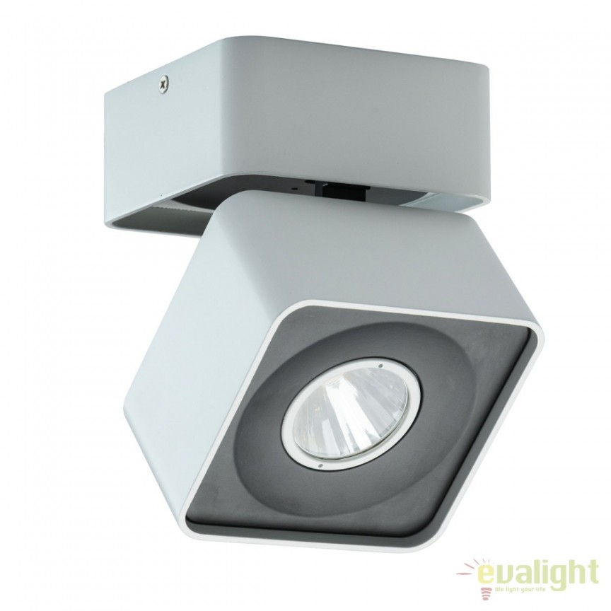 Spot LED aplicat directionabil Cruise I 637016901 MW, Spoturi aplicate - tavan / perete, Corpuri de iluminat, lustre, aplice, veioze, lampadare, plafoniere. Mobilier si decoratiuni, oglinzi, scaune, fotolii. Oferte speciale iluminat interior si exterior. Livram in toata tara.  a