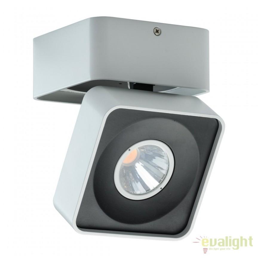 Spot LED aplicat directionabil Cruise II 637016801 MW, Spoturi aplicate - tavan / perete, Corpuri de iluminat, lustre, aplice, veioze, lampadare, plafoniere. Mobilier si decoratiuni, oglinzi, scaune, fotolii. Oferte speciale iluminat interior si exterior. Livram in toata tara.  a