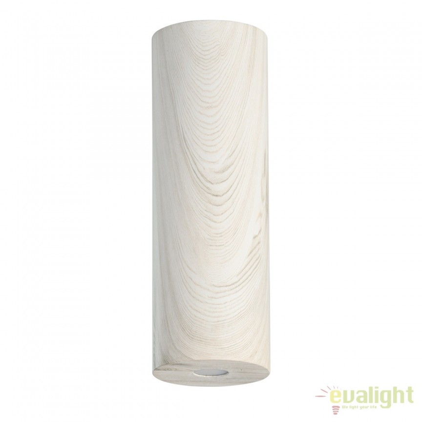 Spot LED aplicat finisaj lemn stejar deschis Ilang H30cm 712011001 MW, Spoturi LED incastrate, aplicate, Corpuri de iluminat, lustre, aplice, veioze, lampadare, plafoniere. Mobilier si decoratiuni, oglinzi, scaune, fotolii. Oferte speciale iluminat interior si exterior. Livram in toata tara.  a