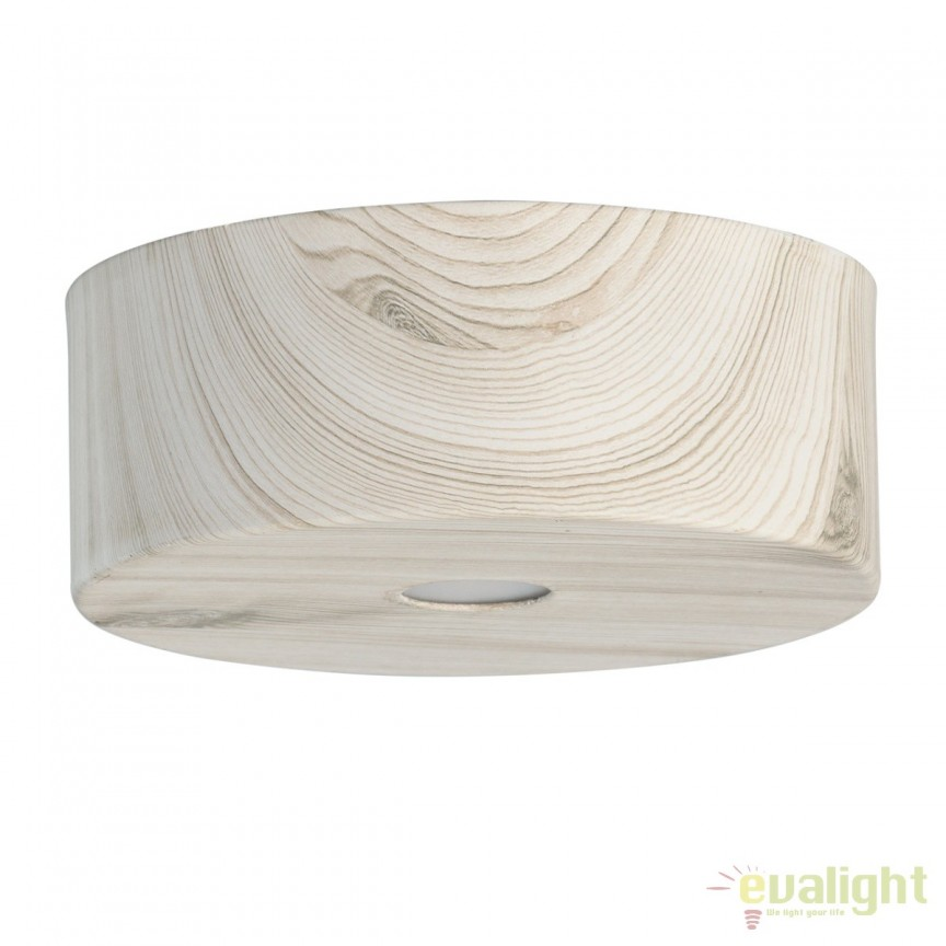 Spot LED aplicat finisaj lemn stejar deschis Ilang H6cm 712010601 MW, Spoturi LED incastrate, aplicate, Corpuri de iluminat, lustre, aplice, veioze, lampadare, plafoniere. Mobilier si decoratiuni, oglinzi, scaune, fotolii. Oferte speciale iluminat interior si exterior. Livram in toata tara.  a