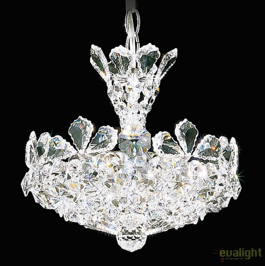 Lustra design LUX cristal Spectra, Trilliane 5852, Lustre Cristal Schonbek , Corpuri de iluminat, lustre, aplice, veioze, lampadare, plafoniere. Mobilier si decoratiuni, oglinzi, scaune, fotolii. Oferte speciale iluminat interior si exterior. Livram in toata tara.  a