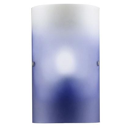Aplica lumina ambientala Troy Blue 85998 EL, Aplice de perete simple, Corpuri de iluminat, lustre, aplice, veioze, lampadare, plafoniere. Mobilier si decoratiuni, oglinzi, scaune, fotolii. Oferte speciale iluminat interior si exterior. Livram in toata tara.  a