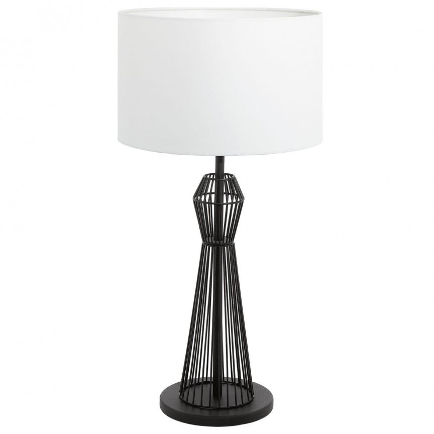 Veioza, lampa de masa Valseno 93989 EL, Outlet, Corpuri de iluminat, lustre, aplice, veioze, lampadare, plafoniere. Mobilier si decoratiuni, oglinzi, scaune, fotolii. Oferte speciale iluminat interior si exterior. Livram in toata tara.  a