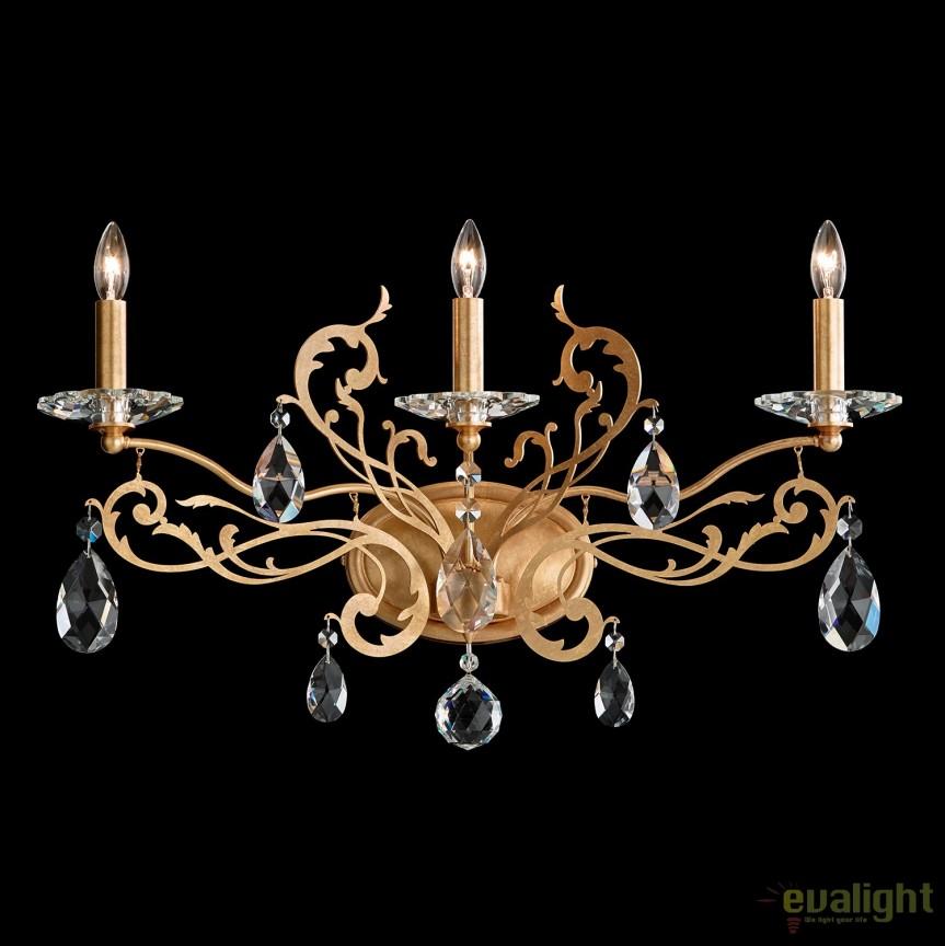 Aplica design LUX cristal Spectra, Filigrae FE7003, LUSTRE CRISTAL, Corpuri de iluminat, lustre, aplice, veioze, lampadare, plafoniere. Mobilier si decoratiuni, oglinzi, scaune, fotolii. Oferte speciale iluminat interior si exterior. Livram in toata tara.  a