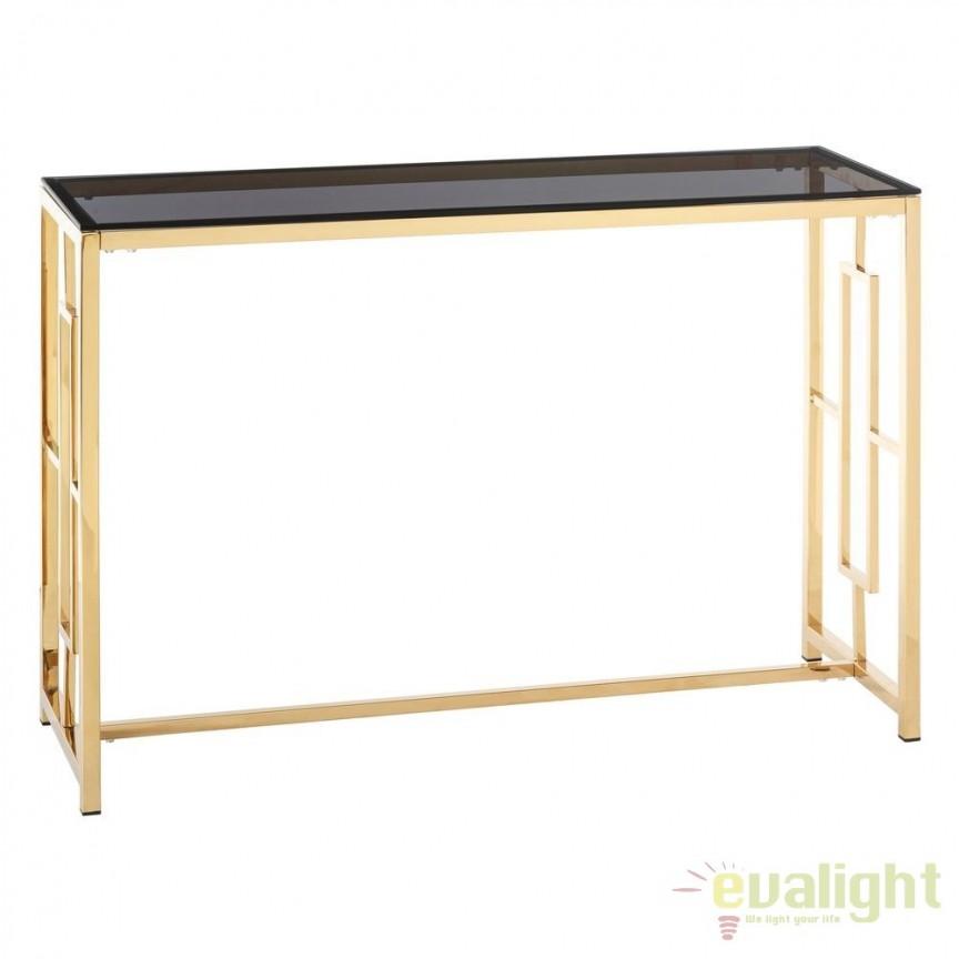 Consola design elegant ORO SX-105571, PROMOTII, Corpuri de iluminat, lustre, aplice, veioze, lampadare, plafoniere. Mobilier si decoratiuni, oglinzi, scaune, fotolii. Oferte speciale iluminat interior si exterior. Livram in toata tara.  a