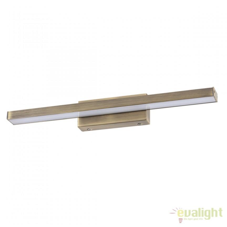 Aplica de perete LED baie, oglinda IP44 John II 5721 RX, Aplice de perete LED, moderne⭐ modele potrivite pentru dormitor,living,baie,hol,bucatarie.✅Design premium actual Top 2020!❤️Promotii lampi❗ ➽ www.evalight.ro. Alege oferte la corpuri de iluminat cu LED pt tavan interior, (becuri cu leduri si module LED integrate cu lumina calda, naturala sau rece), ieftine si de lux, calitate deosebita la cel mai bun pret.  a