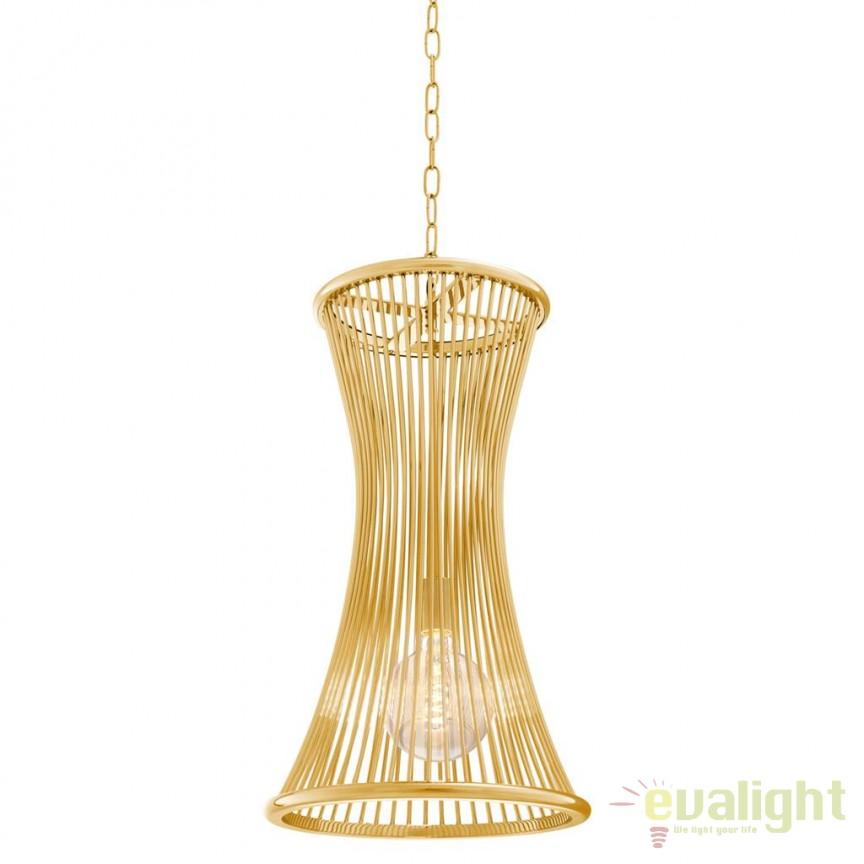 Pendul/ Lustra suspendata design modern Altura auriu 112726 HZ, Magazin,  a