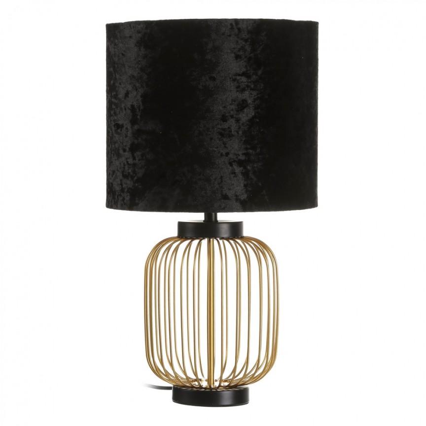 Veioza / Lampa de masa catifea design elegant Sofia DZ-104008, Magazin,  a