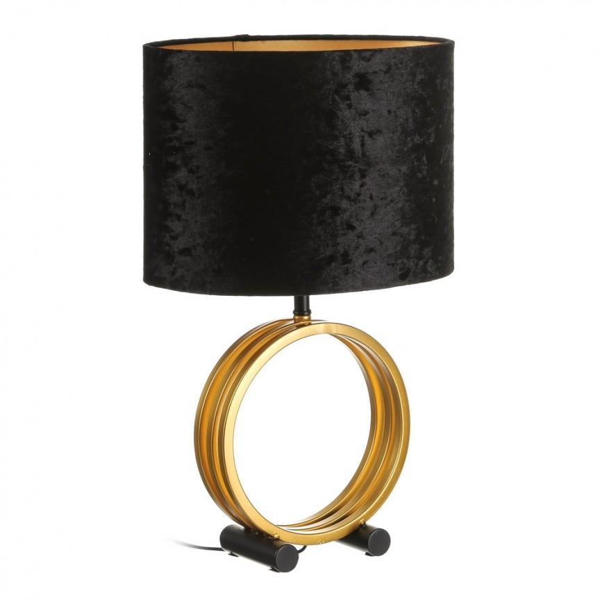 Veioza / Lampa de masa catifea design elegant Olivia H51cm DZ-104005, Magazin,  a