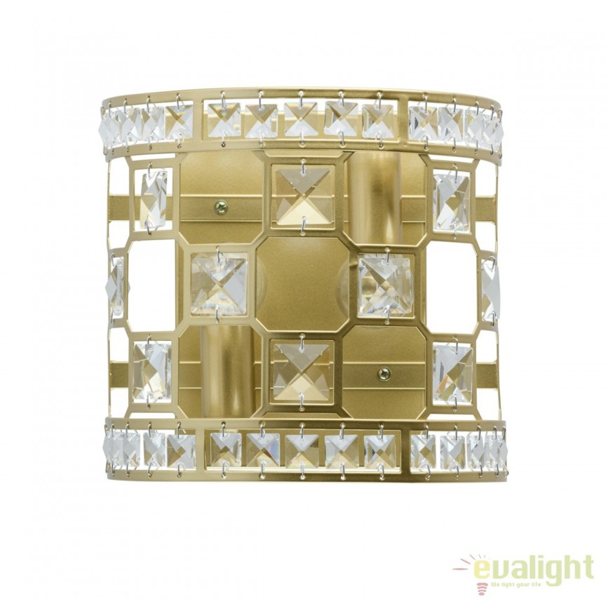 Aplica de perete design neoclasic Layton 2L 121021402 MW, Aplice de perete clasice, Corpuri de iluminat, lustre, aplice, veioze, lampadare, plafoniere. Mobilier si decoratiuni, oglinzi, scaune, fotolii. Oferte speciale iluminat interior si exterior. Livram in toata tara.  a
