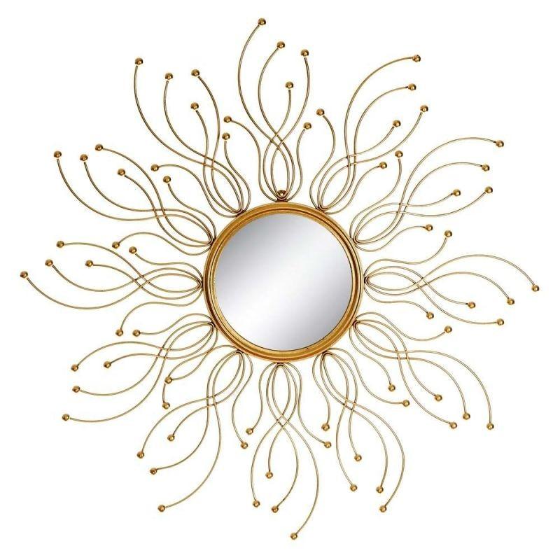 Oglinda decorativa Sharilyn 85cm SX-106064, Magazin, Corpuri de iluminat, lustre, aplice, veioze, lampadare, plafoniere. Mobilier si decoratiuni, oglinzi, scaune, fotolii. Oferte speciale iluminat interior si exterior. Livram in toata tara.  a