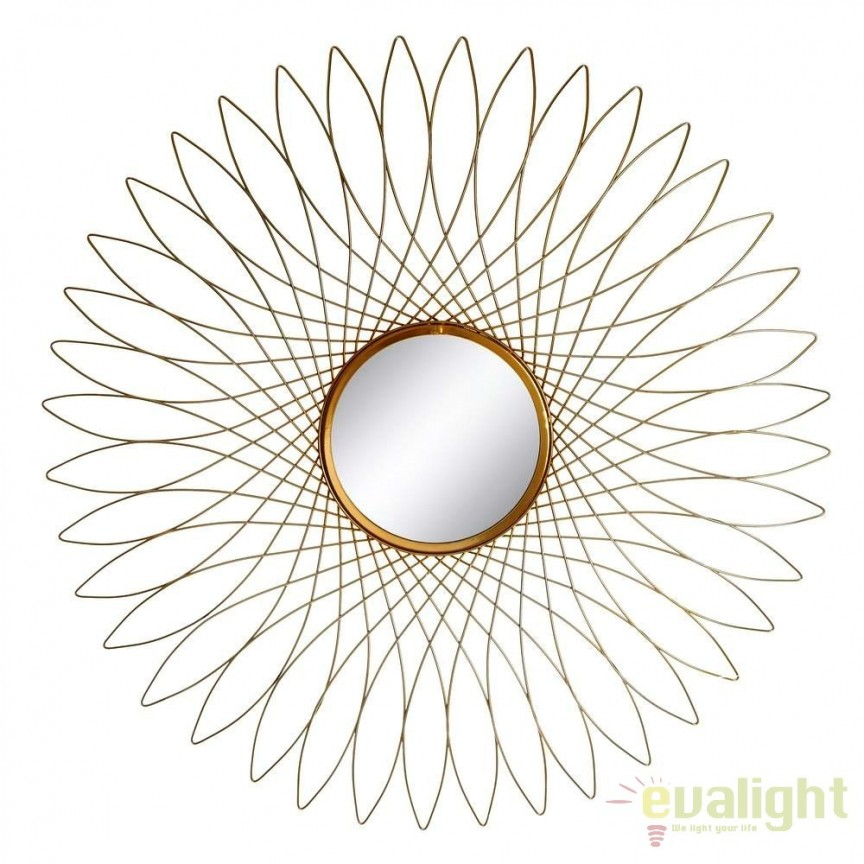 Oglinda decorativa Sharilyn 80cm SX-106069, Magazin, Corpuri de iluminat, lustre, aplice, veioze, lampadare, plafoniere. Mobilier si decoratiuni, oglinzi, scaune, fotolii. Oferte speciale iluminat interior si exterior. Livram in toata tara.  a