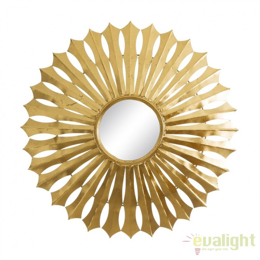 Oglinda decorativa ORO 61cm SX-92826, Oglinzi decorative, Corpuri de iluminat, lustre, aplice, veioze, lampadare, plafoniere. Mobilier si decoratiuni, oglinzi, scaune, fotolii. Oferte speciale iluminat interior si exterior. Livram in toata tara.  a