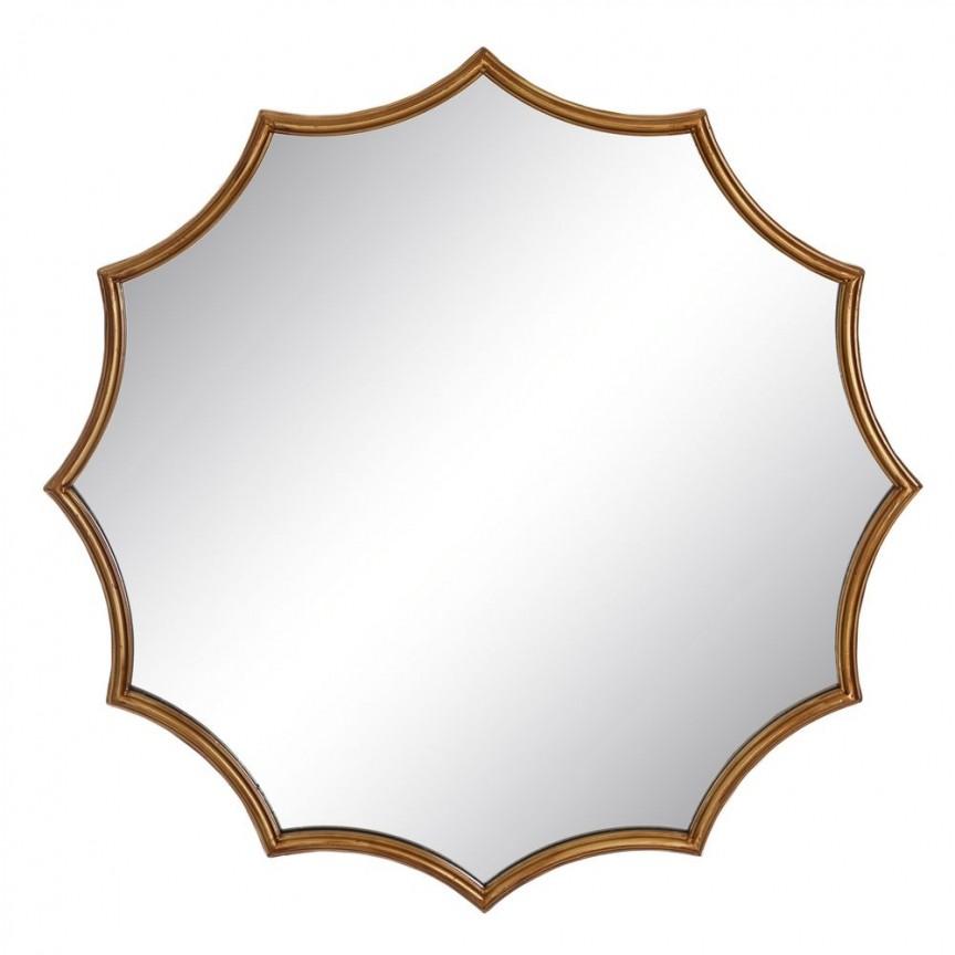 Oglinda decorativa din metal ORO, 81cm SX-106373, Mobila si Decoratiuni, Corpuri de iluminat, lustre, aplice, veioze, lampadare, plafoniere. Mobilier si decoratiuni, oglinzi, scaune, fotolii. Oferte speciale iluminat interior si exterior. Livram in toata tara.  a