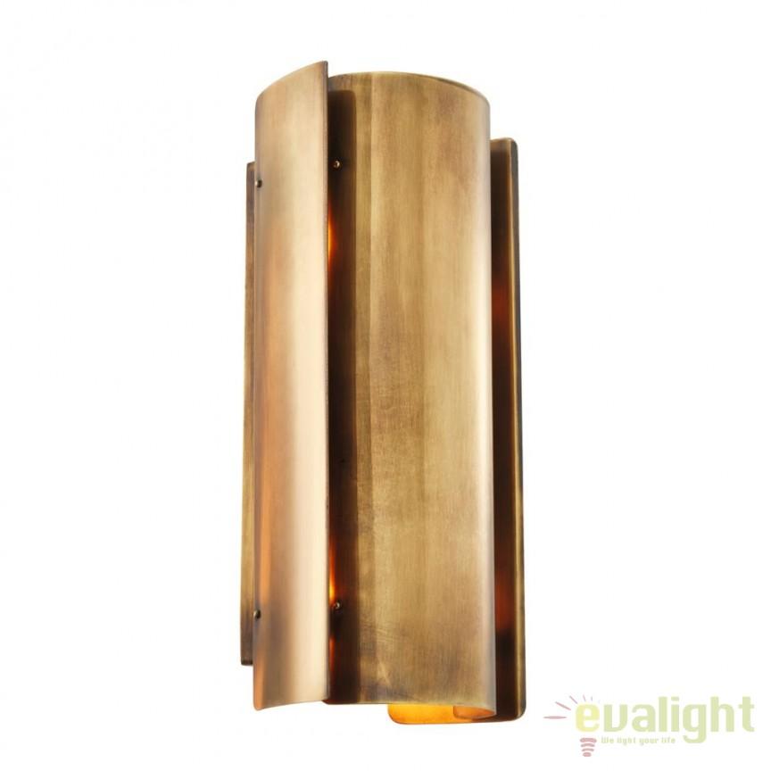 Aplica design LUX Verge alama 112784 HZ, Aplice de perete clasice, Corpuri de iluminat, lustre, aplice, veioze, lampadare, plafoniere. Mobilier si decoratiuni, oglinzi, scaune, fotolii. Oferte speciale iluminat interior si exterior. Livram in toata tara.  a