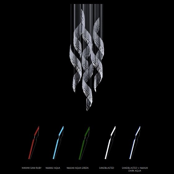 Lustra LED moderna, spirala design LUX cristal VERRE 02 – I, Lustre casa scarii, Corpuri de iluminat, lustre, aplice, veioze, lampadare, plafoniere. Mobilier si decoratiuni, oglinzi, scaune, fotolii. Oferte speciale iluminat interior si exterior. Livram in toata tara.  a